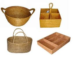 Export turnover of bamboo handicrafts decreases slightly