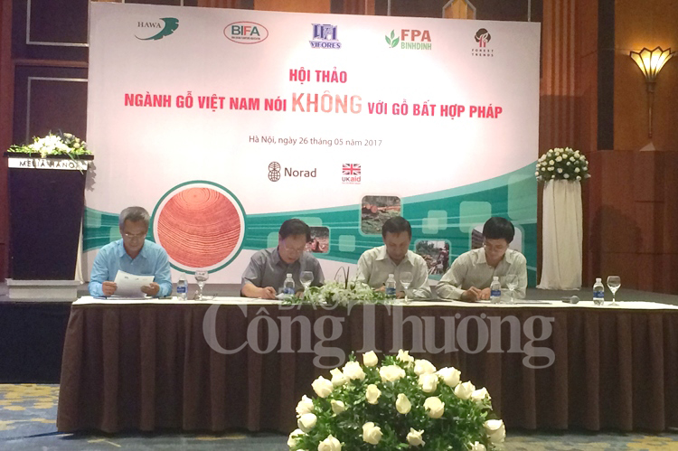 Vietnam Wood Industry issued a joint statement saying