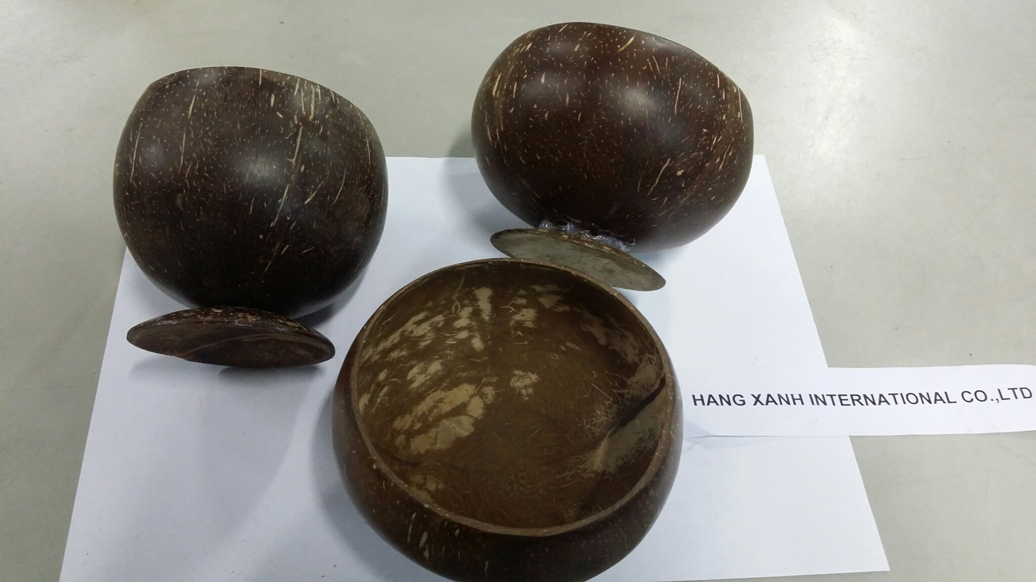 coconut shell handicrafts