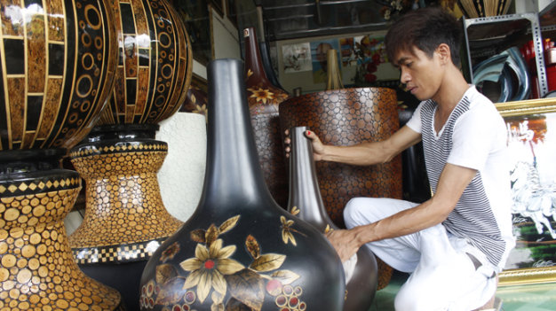 Handicraft Item: Plenty of exports to the US, EU ...